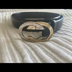 COPY - Authentic woman's Gucci belt.